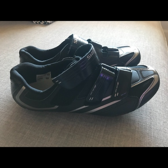 Shimano WM53 SPD women/'s shoes size 37 black